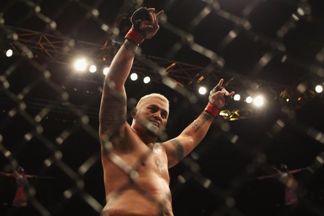 Rally for Mark Hunt Ends Quickly as Dana Says JDS vs. Overeem Likely for Summer