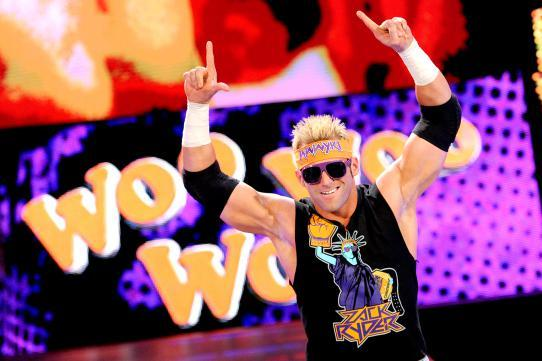WWE News: Zack Ryder Asks Vince McMahon to Push Him Via Twitter