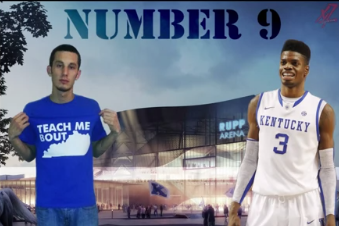Nerlens Noel Raps About 'Number 9′