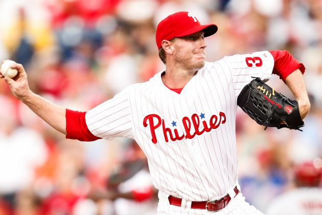 Halladay's Velocity Has People Worried Again