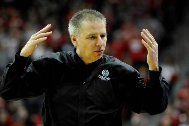 Wyoming Students Chant 'Alcoholic' at Larry Eustachy