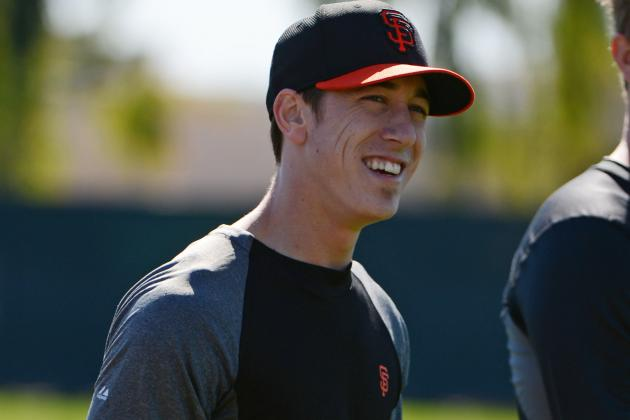 Lincecum Scratched Again, Gaudin to Start for Giants
