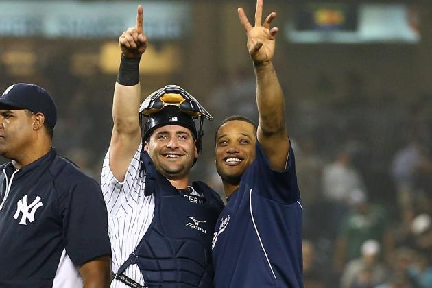 Francisco Cervelli Should Be the New York Yankees Starting Catcher in 2013