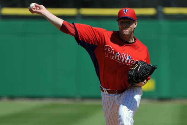 Roy Halladay's Velocity Has People Worried Again