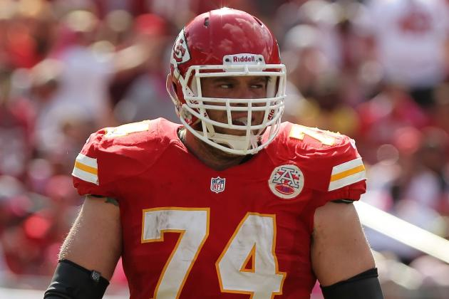 Eagles Showing Interest in Free-Agent OT Eric Winston