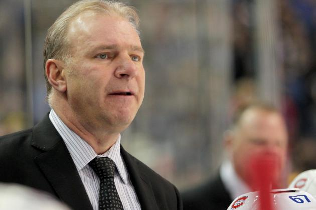 Therrien Looks for Positives After Loss