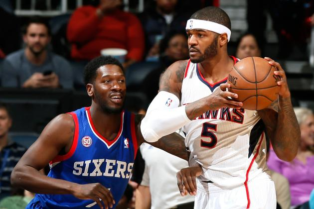 Report: Sixers Almost Acquired Josh Smith at Deadline