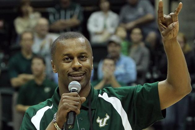 Taggart Brings Enthusiasm to USF