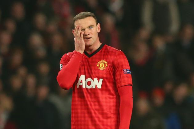 A Hypothetical Look at Who Manchester United Could Sign If Rooney Does Leave