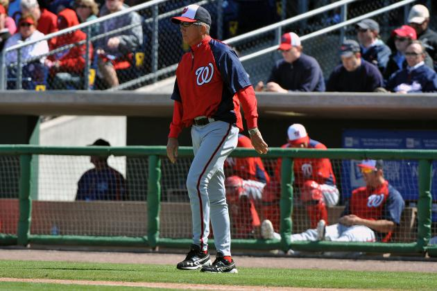 Davey Has Good Idea of Nats' Lineup Composition