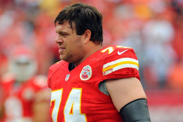 Of Course Eric Winston Would Be a Great Addition to the Philadelphia Eagles