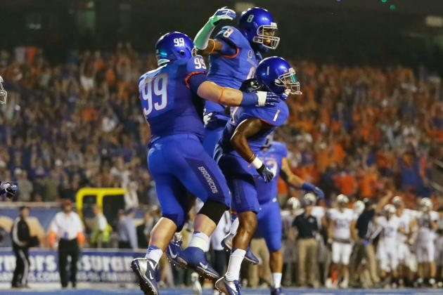 NCAA Denies Proposal Banning BSU's Blue Unis