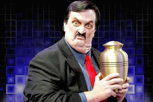 Paul Bearer Belongs in the WWE Hall of Fame