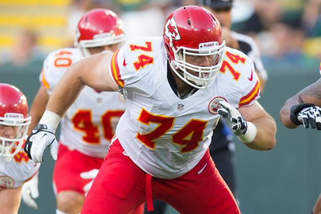 What Does Eric Winston's Release Mean for the Chiefs' Draft Strategy?