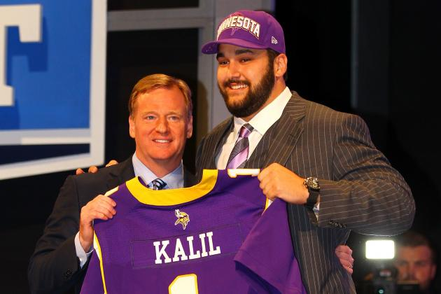 Minnesota Vikings 2013 Mock Draft Roundup