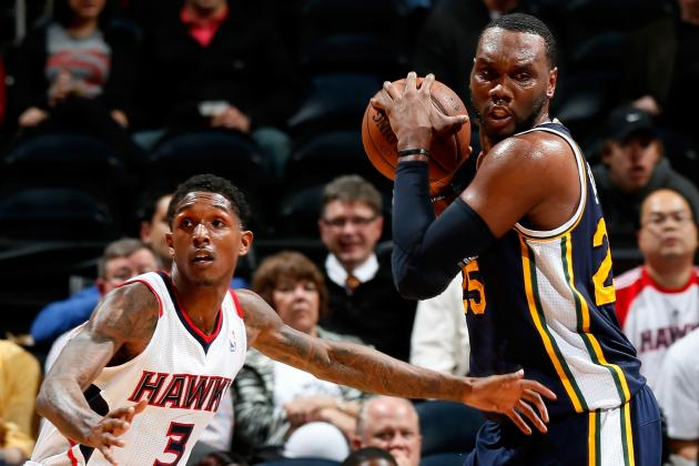 Al Jefferson Says He'll Play Friday Night vs. Bulls After 3-Game Absence