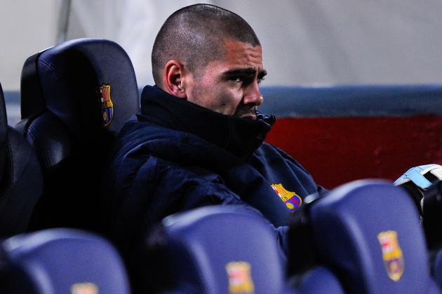 Barca to Appeal Against Four-Game Valdes Ban