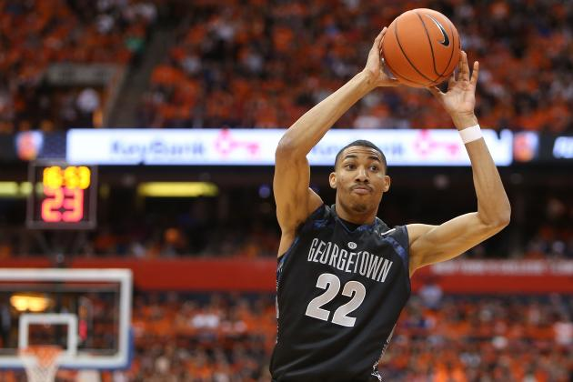 Detroit Pistons Draft Targets: Otto Porter, SF-Georgetown