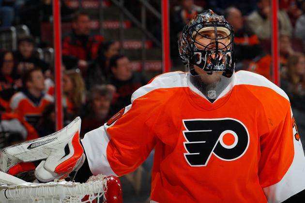 What to Make of Ilya Bryzgalov's 'We're No Good' Take on the Flyers' Season