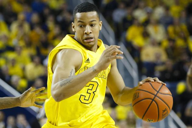 ESPN Analysts Pick Wolverines' Trey Burke for Wooden Award