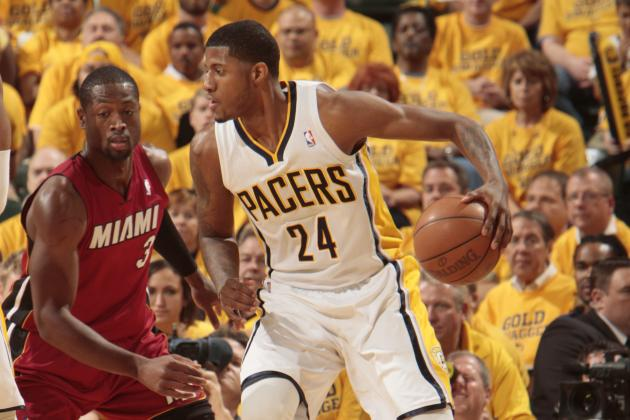 Indiana Pacers Are Miami Heat's Biggest 2013 NBA Title Threat