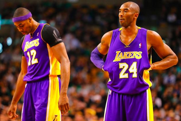 Kobe Bryant, Dwight Howard Must Lead Lakers Together for LA to Be Playoff Threat