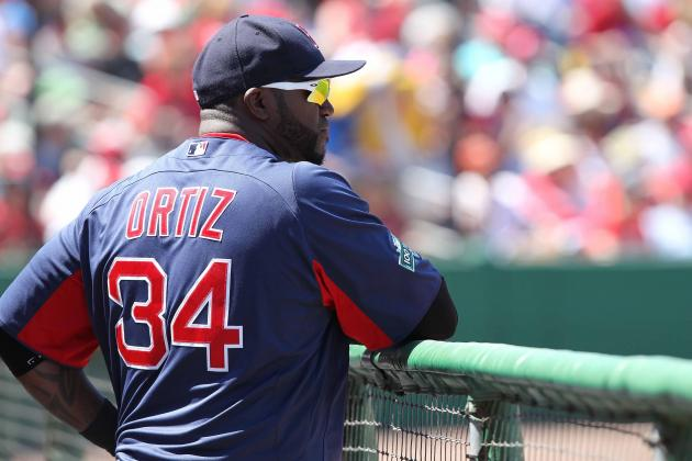 Boston Red Sox: Odds of David Ortiz Playing on Opening Day