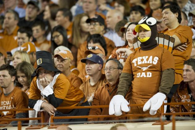 DeLoss Dodds Says Texas Is Considering Selling Alcohol at Athletic Events