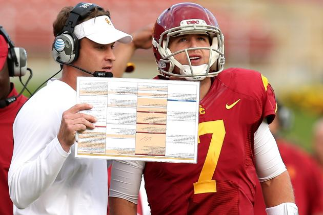 USC Football: Here's Why Lane Kiffin Won't Give Up Play-Calling Entirely