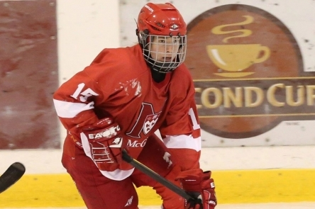 Gabrielle Davidson Part of Future for National Powerhouse McGill Martlets