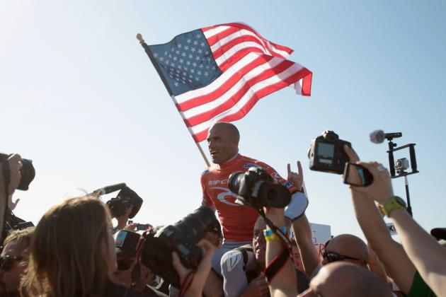 Can Kelly Slater Be More Than Just the Greatest Surfer of All Time?