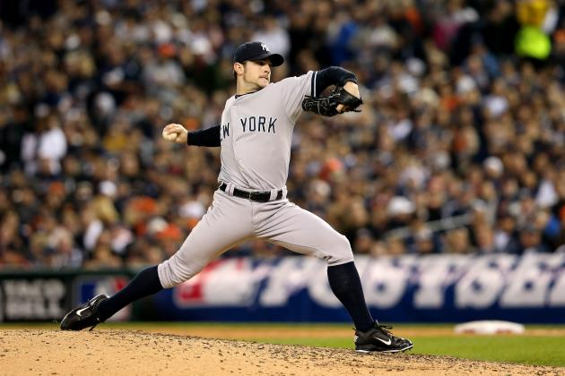 David Robertson Slept on His Arm Funny, Has a Stiff Shoulder