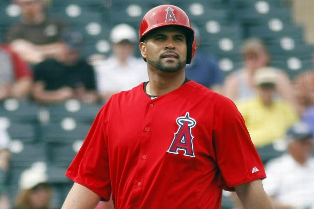 Fantasy: Pujols a Riskier Option Than Most Realize