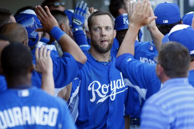 Shields, Gordon Lead Royals to 11th Straight Spring Win