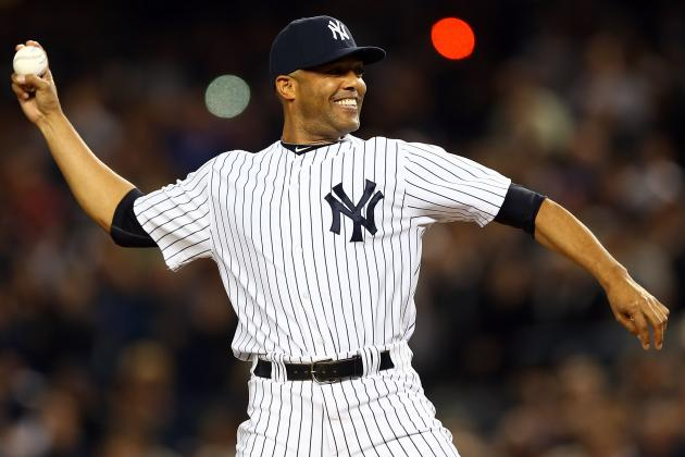 Yankees' Mariano Rivera Announces He'll Retire After 2013 Season