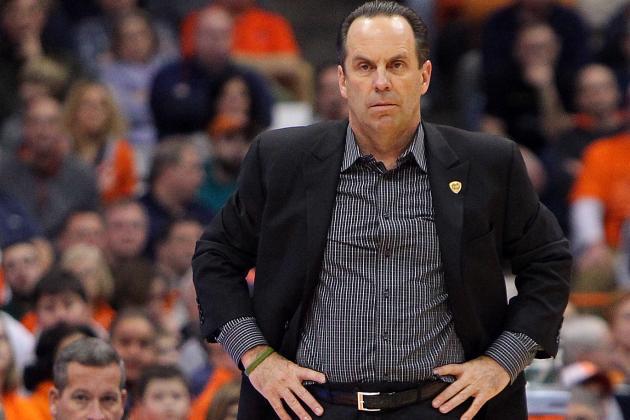 Notre Dame Men's Basketball: Brey's Goal: Keep Guards Aggressive