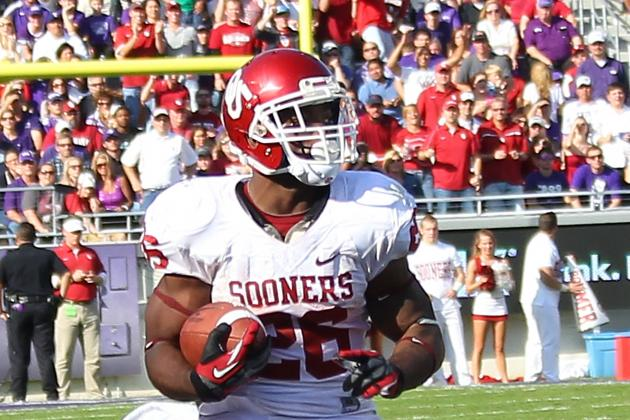 Updated Oklahoma Football Roster Reflects Several Jersey Number Changes