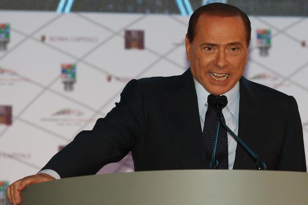 Milan Chief Berlusconi Convicted over Illegal Wiretap