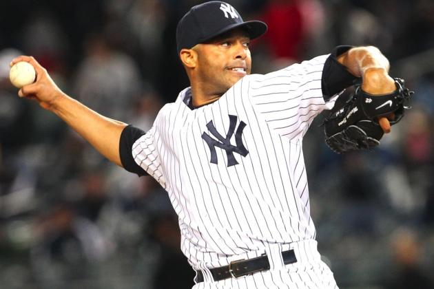 New York Yankees Closer Mariano Rivera Will Reportedly Retire After 2013 Season