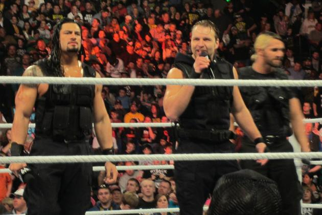 Why The Shield Will Probably Lose at WrestleMania 29