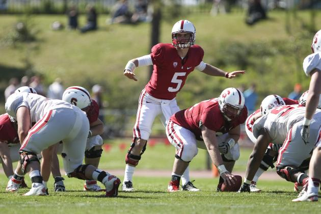 Crower Top Candidate for Backup Quarterback