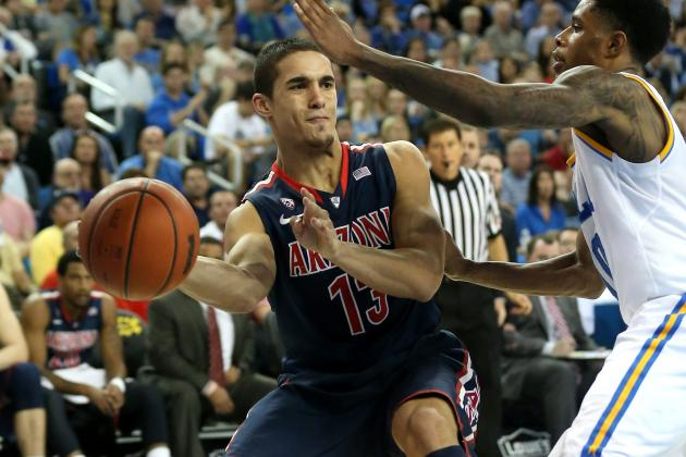 Arizona Basketball Searches for Its Missing 'Swagger'