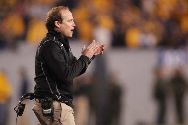 WVU Coaches Expect Lots of Competition This Spring