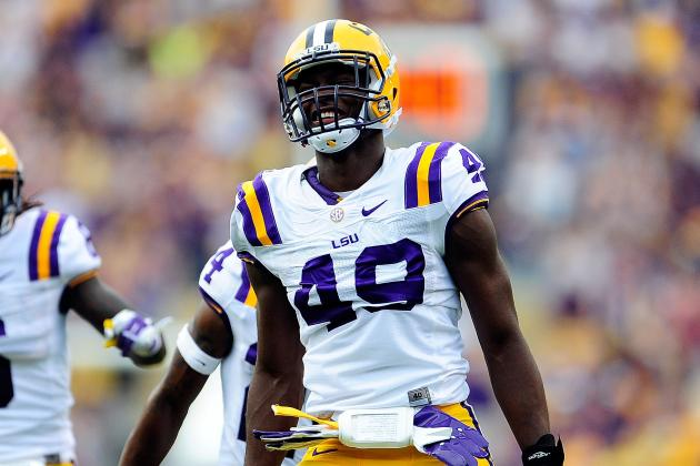 2013 NFL Mock Draft: Latest Round 1 Landing Spots for Top Prospects