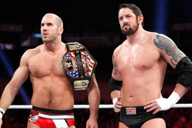 WWE's Misuse of Mid-Card Champions Antonio Cesaro & Wade Barrett Is Embarrassing