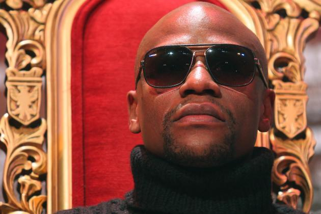 Floyd Mayweather's Intimidation Tactics Have Fooled Robert Guerrero