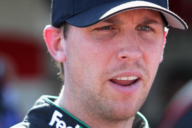 NASCAR Fines Denny Hamlin $25,000 for Anti-Gen 6 Comments