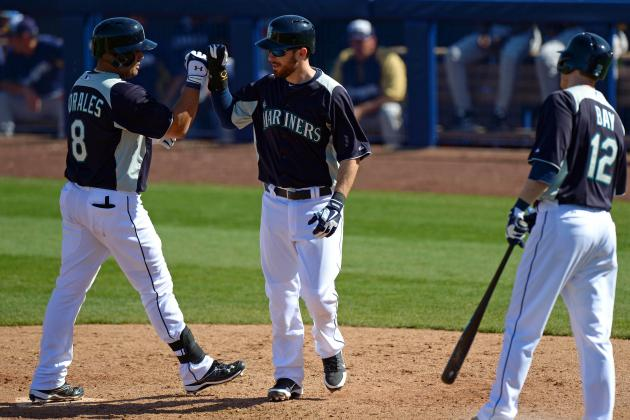 Hot Mariners Having Better Spring Than Angels, Rangers