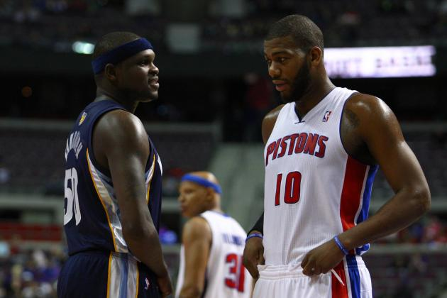 Greg Monroe (Left Ankle) Expects to Play Friday vs. Mavericks