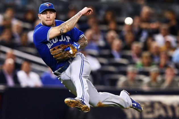 Brett Lawrie Injury: Updates on Blue Jays Star's Ribs